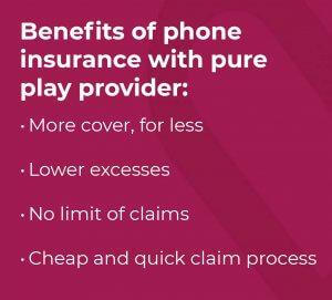 mobile phone insurance provider