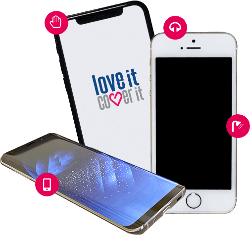 Mobile insurance - loveit coverit